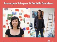 DM#39 Live op Chaos in de Orde Festival deel 1 met Roumayne Schepers en Danielle Davidson