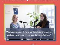 DM#44 Hoe Beeldend Kunstenaar & Fotograaf Sevilay Maria van Dorst 'Gender' onderzoekt