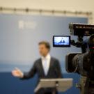 Einde persconferenties in zicht: een terugblik
