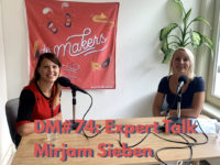 DM#74 Expert Talk: Mirjam Sieben: Online Marketing voor Makers | Ads, Mailinglijst, Fanreis & meer!