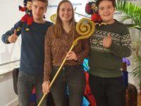 DJA #20: Sinterklaas Special – Gast: Lotte van Drie