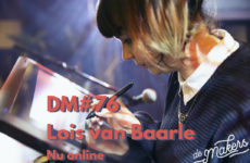 DM#76 De Kracht van het Buitenbeentje zijn met Digitaal Tekenaar & instagramlegende Lois van Baarle