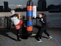 Boksschool Boogieland verzon de Public Boxing Bags