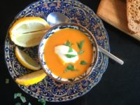 Godfried van Bouillon: Rode linzensoep garam masala