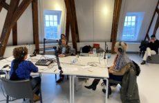 AmsterdamFM in Cultureel Noodhospitaal Felix Meritis!