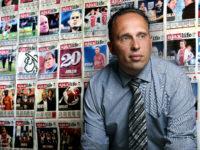AMSTERDAM, 03-07-2017 , Fabian Nagtzaam directeur Supporters Vereniging Ajax