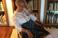 Elisabeth Bierens de Haan weigert vaccin