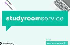 HvA-studenten studeren op hotelkamers