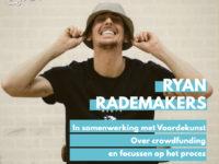 DM#91 Spelen met Stilte, Bewustzijn, Ego & Vertrouwen in het Proces met Choreograaf Ryan Rademakers