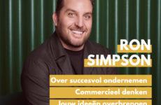 DM#97 Creatief ondernemer Ron Simpson over Positionering, Groot & Commercieel denken en hoe je jouw idee overbrengt!