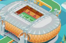 Amsterdam is deze maand 1 van de 11 speelsteden van het EK Voetbal