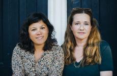 De klassen van Ester Gould en Sarah Sylbing
